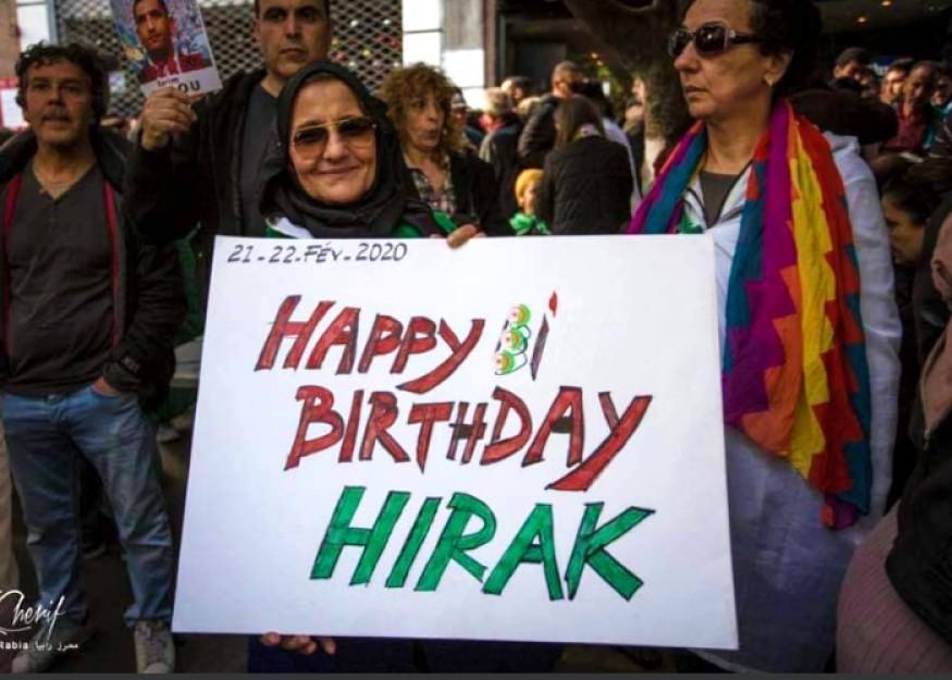 The Algerian Hirak