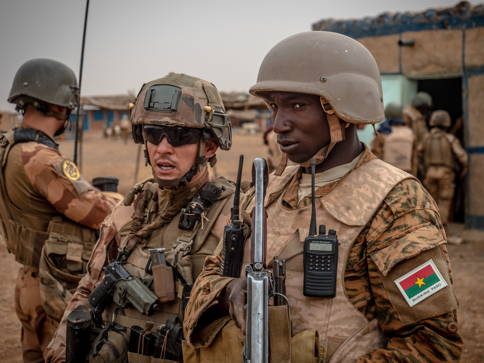 Burkina Faso:In Need of a Continuing Revolution?