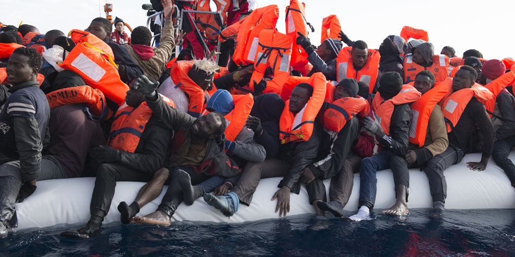 The Threats to Migrants in the Libyan Conflict