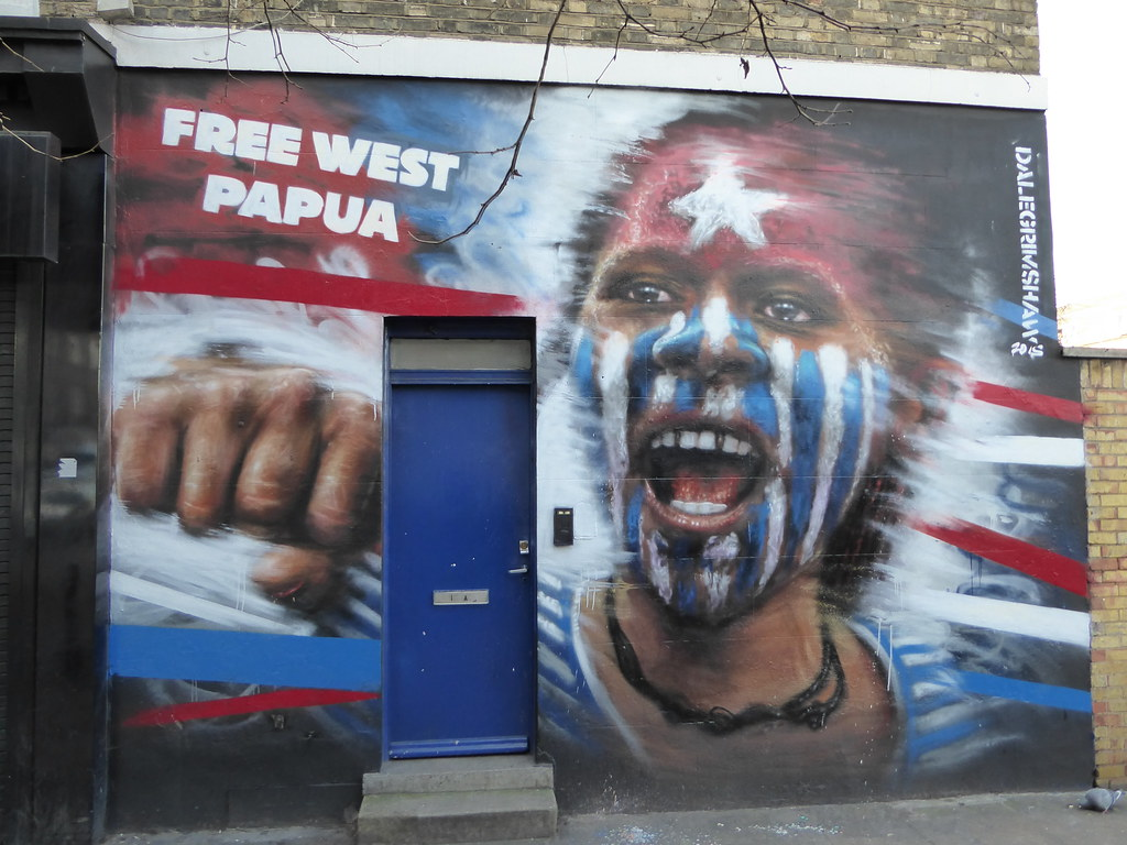 #FreeWestPapua; A Hidden Black Colony Struggles for Independence
