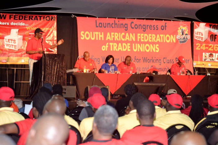 SAFTU Welcomes Judgement Suspending the Deregistration of DEMAWUSA