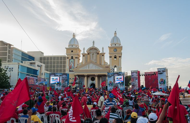 The Urgency of the Venezuelan Political and Economic Crisis